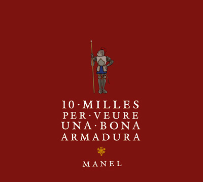 Manel - Portada 10 milles per veure una bona armadura