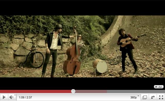 Video de Sidonie - En mi garganta