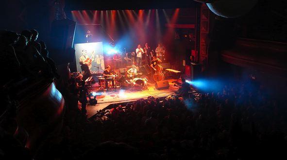 Las 11 mejores salas de conciertos de espa a dod magazine for Kafe antzokia agenda