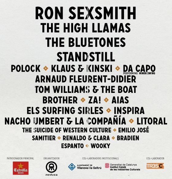 Cartel Faraday Festival 2011