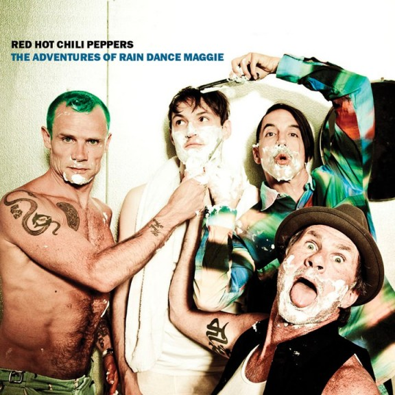 Red Hot Chilli Peppers - The Adventures of Rain Dance Maggie