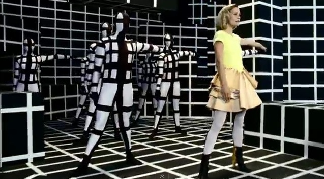 Video de Oh Land - White Nights