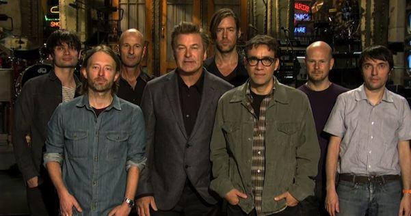 Radiohead - Saturday Night Live