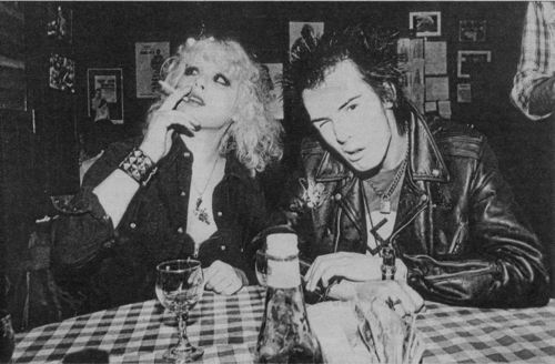 Nancy Spungen - Sid Vicious