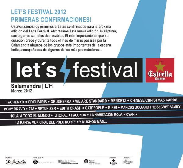 Let's Festival 2012