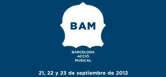 BAM 2012 (Barcelona Acció Musical)