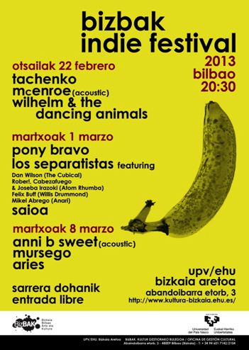 BizBAK Indie Festival 2013