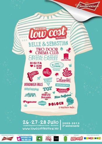 Low Cost 2013 - Cartel