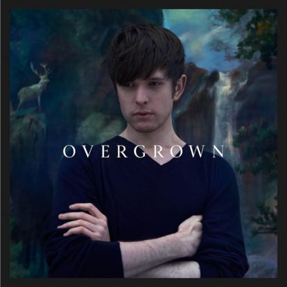 James Blake Overgrown James Blake, ganador del Mercury Prize 2013