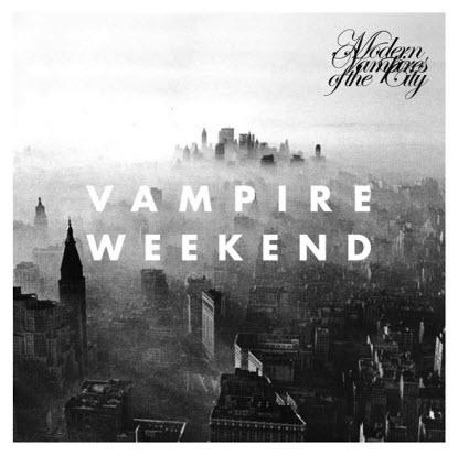 1x1.trans Portada y tracklist para Modern Vampires of the City, lo nuevo de Vampire Weekend