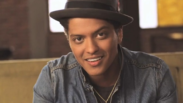 Bruno Mars, música, Locked out of Heaven
