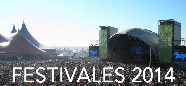 FESTIVALES 2014