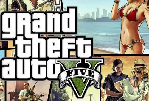 Escucha la banda sonora de Grand Theft Auto V