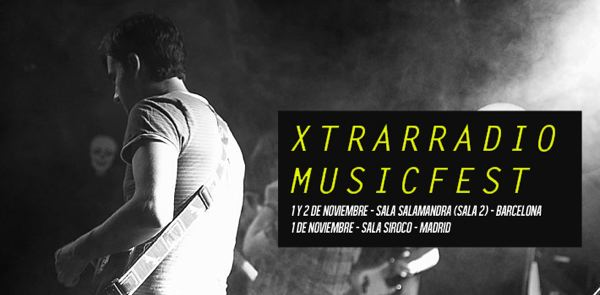 Xtrarradio MusicFest 2013