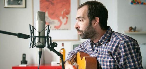 Ricardo Vicente desvela gira presentación de '¿Que haces tan lejos de casa?'