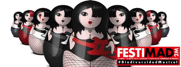 FestiMad 2M 2014