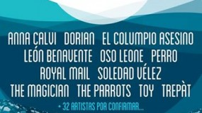 Is Tropical y The Soft Moon, al Mona Fest 2014