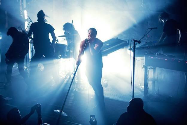 Nine Inch Nails - 2014