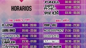Electromar Festival 2014 desvela sus horarios