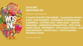 El festival WOS INC llega a Santiago de Compostela con Red Fang y A Place To Bury Strangers