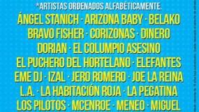 El SanSan Festival 2015 sumará 12 nuevas bandas a su cartel esta semana