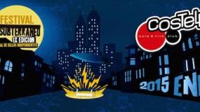El festival Subterraneo 2015 revela su programación al completo