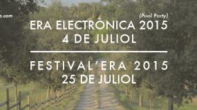 El Festival'Era 2015 anuncia fechas