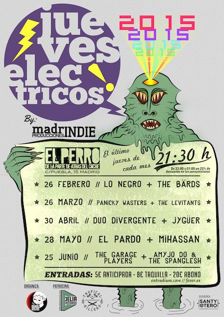 Dúo Divergente - El Palacio De Linares - Club Del Single #11: Otoño 2014