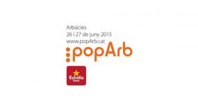 El popArb 2015 anuncia fechas