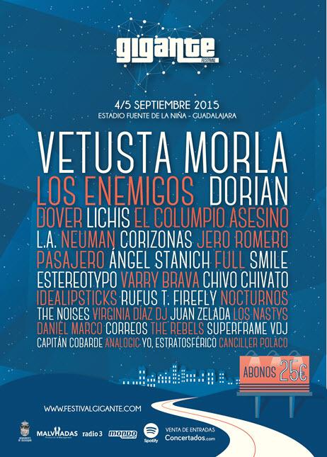 Festival Gigante 2015