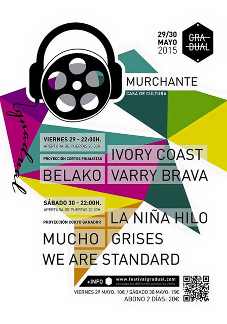 Festival Gradual 2015