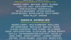 Se cancela el Monegros Festival – Groove Parade 2015