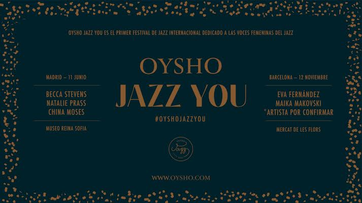 Oysho Jazz You