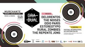 Festival Gradual 2016 avanza su cartel