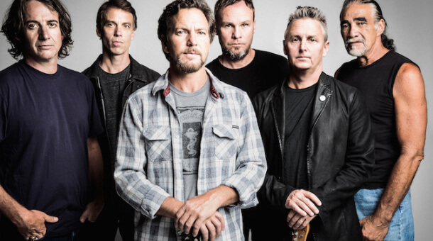Pearl Jam anuncia concierto en Barcelona para 2018