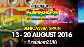 Rototom Sunsplash 2016 suma nuevos nombres a su cartel