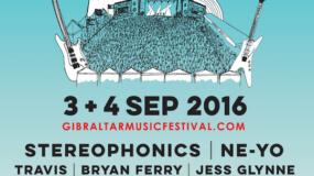 Horarios del Gibraltar Music Festival 2016