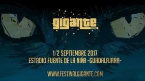 Gigante Festival 2017 desvela sus horarios