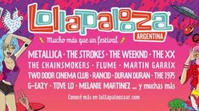 Lollapalooza 2017 desvela su cartel para Brasil, Chile y Argentina