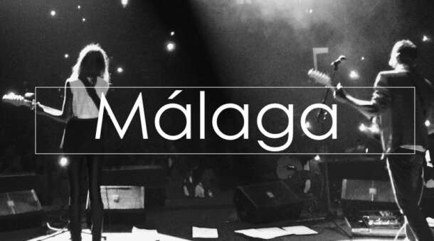 Conciertos en Málaga 2017