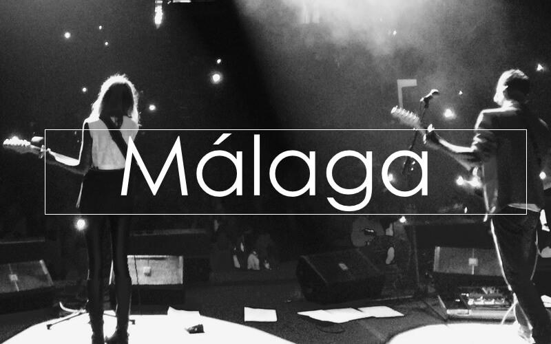 Agenda de Conciertos en Málaga
