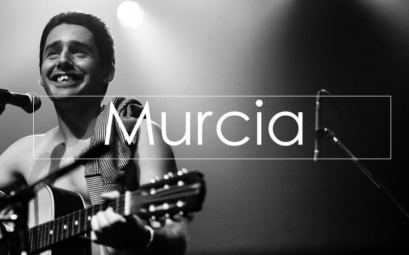 Agenda de Conciertos en Murcia