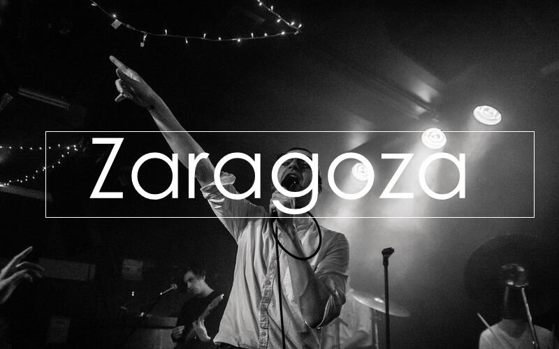 Agenda de Conciertos en Zaragoza