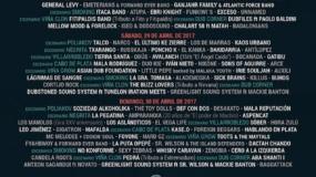 Viña Rock 2017 anuncia cartel por días