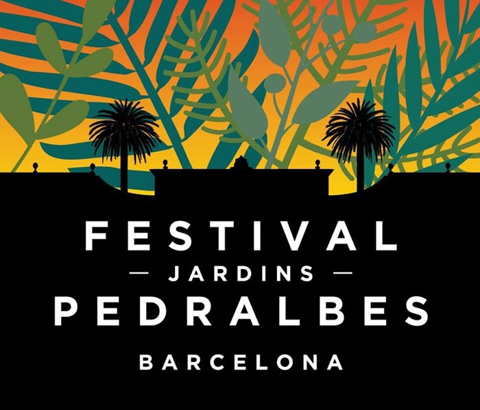 Festival Jardins de Pedralbes 2018