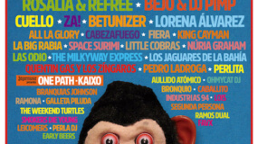 Horarios del Monkey Week 2017