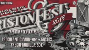 Kristonfest 2018 anuncia cabeza de cartel: Moster Magnet