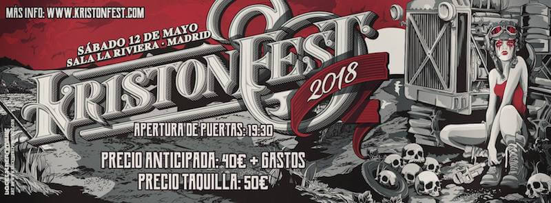 Kristonfest 2018
