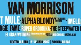 Horarios del BBK Music Legends Festival 2017