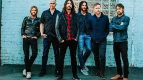 Foo Fighters interpreta 'Everlong' en la acrópolis de Atenas